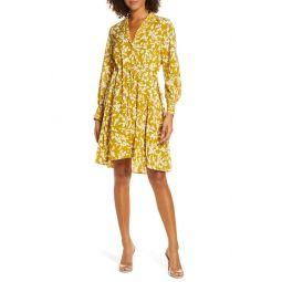 Bruna Floral Long Sleeve Dress