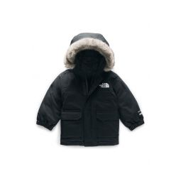 McMurdo Waterproof 550 Fill Power Down Parka with Faux Fur Trim