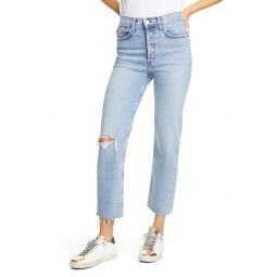 Originals High Waist Stovepipe Jeans