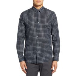 Irving Newton Standard Fit Button-Up Shirt