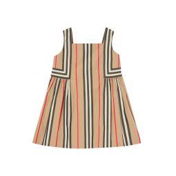 Astrid Icon Stripe Poplin Dress