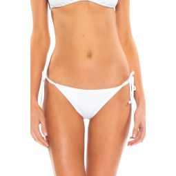Color Code Side Tie Bikini Bottoms