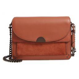 Dreamer Mixed Leather Shoulder Bag