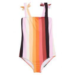 Sunset Glow One-Piece Swimsuit