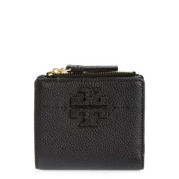 Mini McGraw Leather Wallet