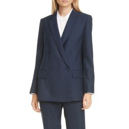 Sidra Double Breasted Suit Jacket