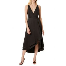 Alessia Sleeveless Midi Dress