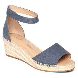 Marah Two-Piece Ankle Strap Sandal