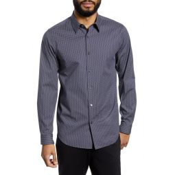 Irving Dash Button-Up Shirt