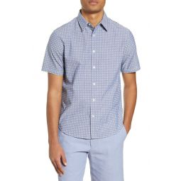 Short Sleeve Button-Up Shirt