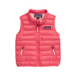 Water Repellent Recycled Down Sweater Vest