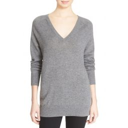 Asher V-Neck Cashmere Sweater