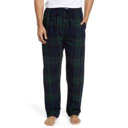 Plaid Flannel Pajama Pants