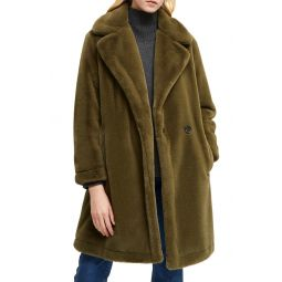 Buona Faux Fur Coat
