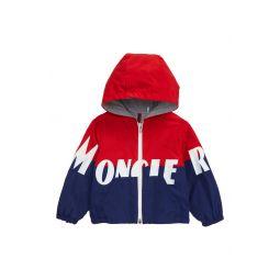 Kruth Hooded Rain Jacket