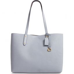 Central Leather Tote