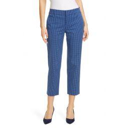 Matie Gingham Crop Pants