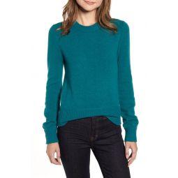Crewneck Sweater in Super Soft Yarn