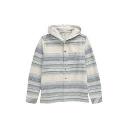Baja Hooded Flannel Shirt