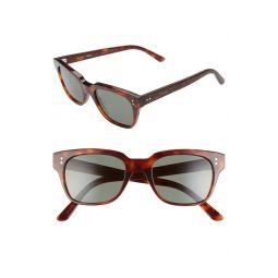 51mm Rectangle Sunglasses