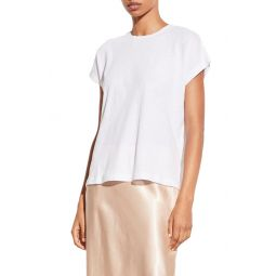 Relaxed Dolman Sleeve T-Shirt