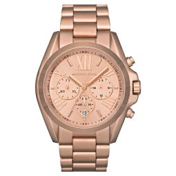 Bradshaw Chronograph Bracelet Watch, 43mm