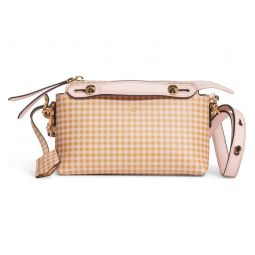 Mini By The Way Leather Crossbody Bag