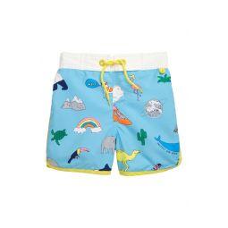 Animal Kingdom Swim Trunks