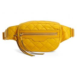 Perry Quilted Nylon Belt Bag