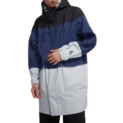 NRG Water Resistant 3-Layer Hooded Parka