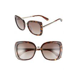 kimora 54mm gradient sunglasses