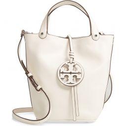 Miller Leather Bucket Bag