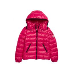 Bady Water Resistant Down Hooded Puffer Jacket