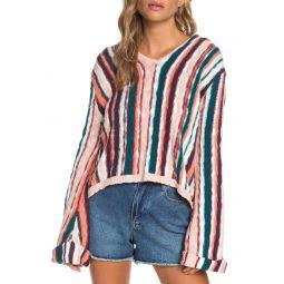 Sun Express Stripe Cotton Sweater