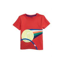 Sports Applique T-Shirt