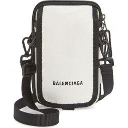 Explorer Leather Messenger Bag