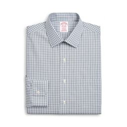 Madison Classic Fit Check Dress Shirt