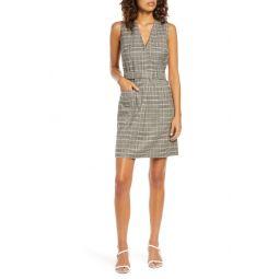 Amati Check Sleeveless Dress