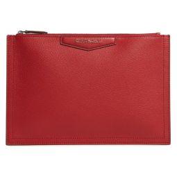 Medium Antigona Leather Pouch