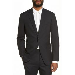 Slim Check Sport Coat