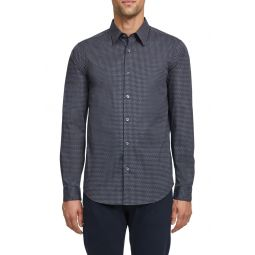 Irving Slim Fit Button-Up Shirt