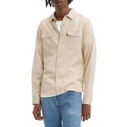 Jackson Worker Solid Button-Up Shirt