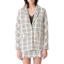 Vianey Tweed Jacket