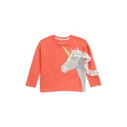 Frilly Unicorn Long Sleeve T-Shirt