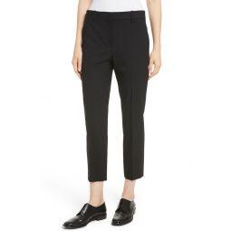 Treeca 2 Good Wool Crop Suit Pants