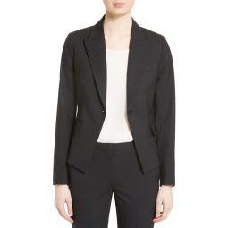 Brince B Good Wool Suit Jacket