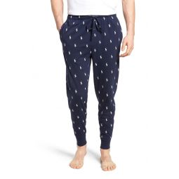 Pony Print Pajama Pants