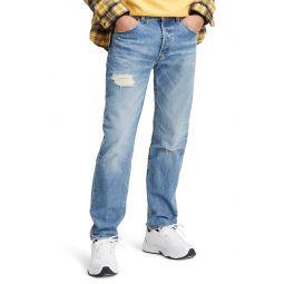 501u003Csupu003Eu003Cu002Fsupu003E 93 Ripped Straight Leg Jeans