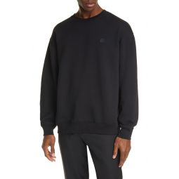 Forba Face Patch Crewneck Sweater