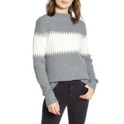Sophia Stripe Rib Sweater